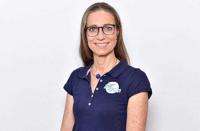 fit again, Leitende Physiotherapeutin und Praxisinhaberin, Katrin Franke
