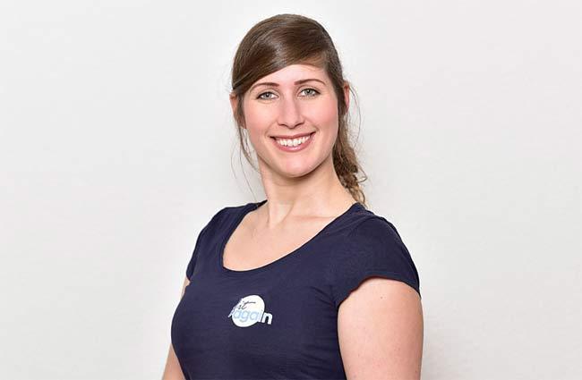 Anna Schweitzer, Physiotherapeutin im Team fitagain, Praxis für Physiotherapie in Köln-Junkersdorf